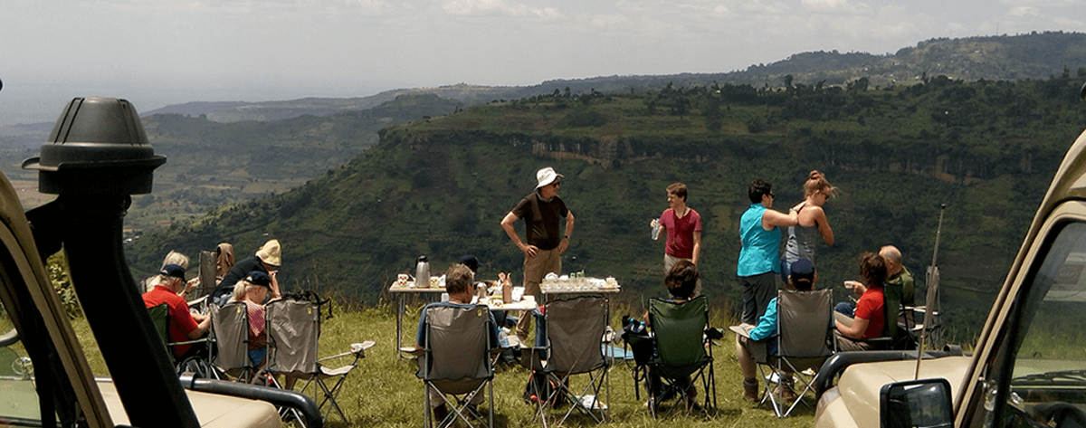 9 Days Mountain Elgon Hiking