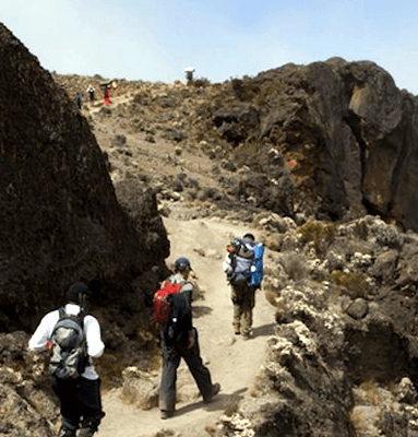 Mount Elgon Hiking